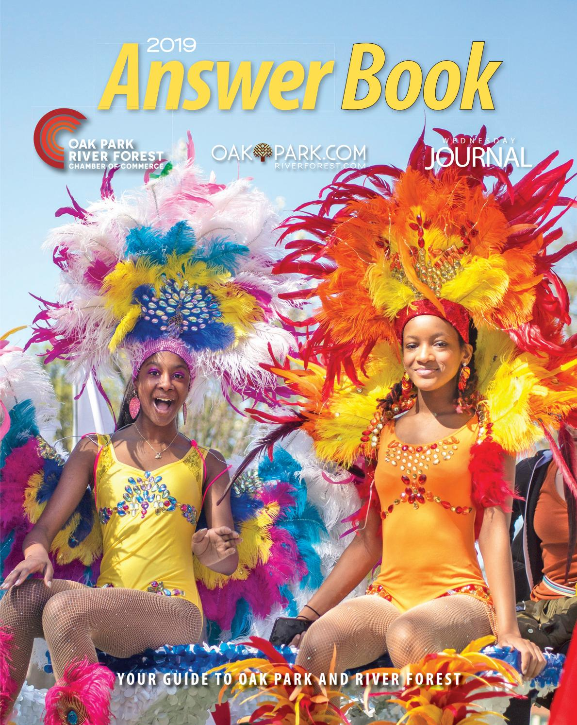Answer Book 2019 by Wednesday Journal - issuu