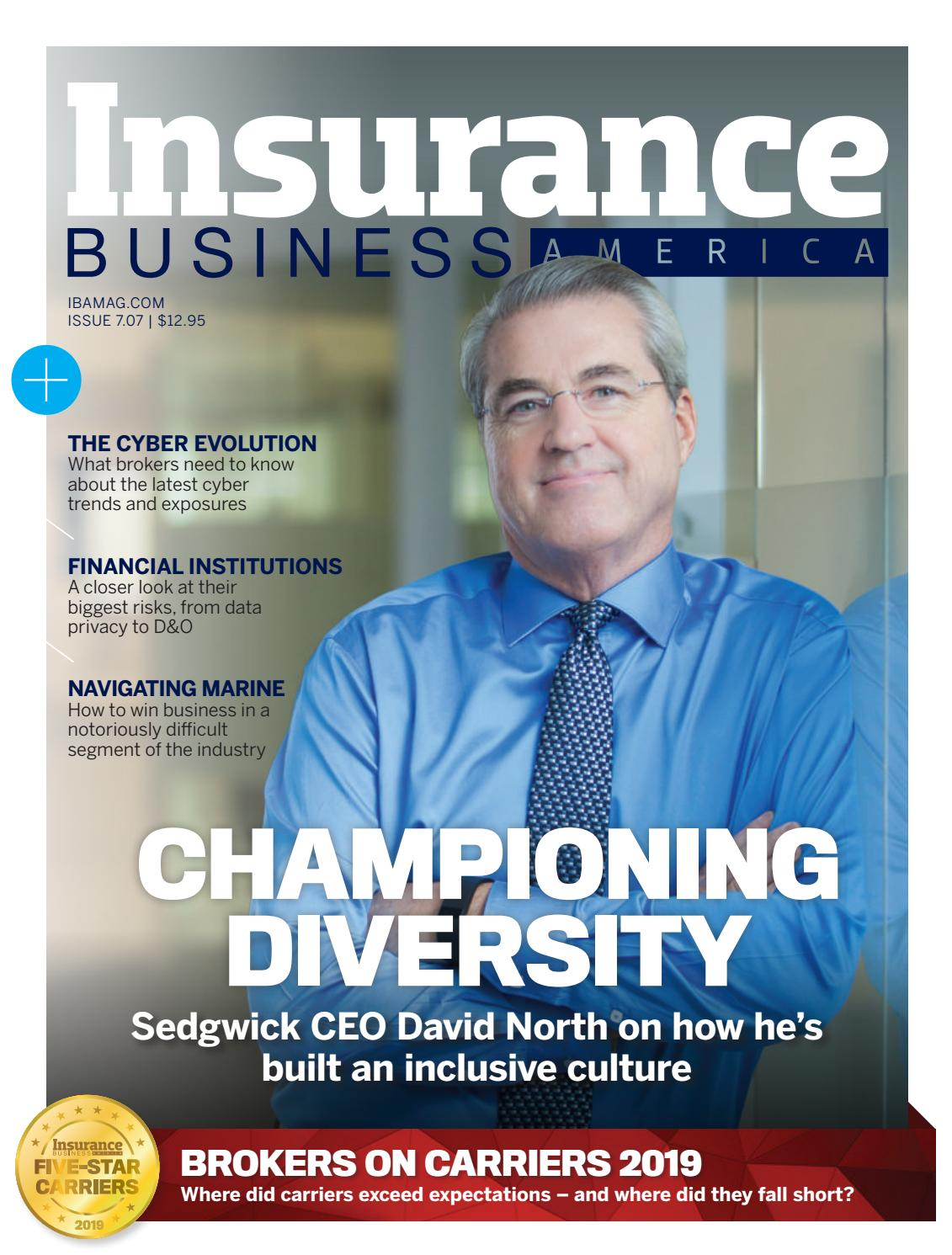 Insurance Business America 7 07 by Key Media - issuu