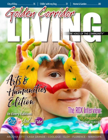 Golden Corridor LIVING Magazine by ROX Media Group - issuu