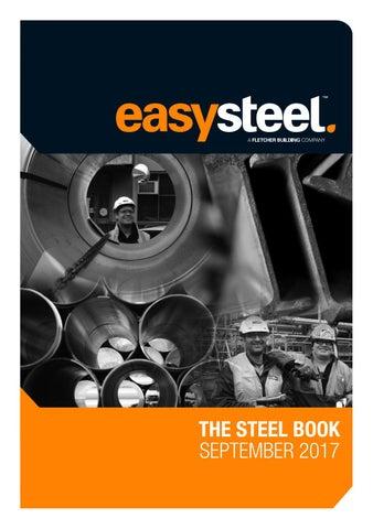 Easysteel - The Steel Book by Fletcher Steel - issuu
