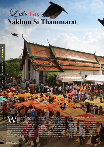 Page 40 of Let's Go Nakhon Si Thammarat