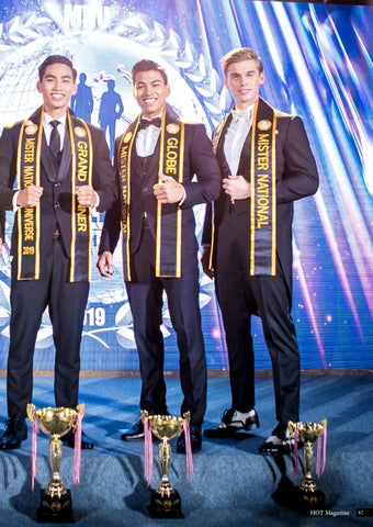 Page 67 of Mister National Univerese Returns To Thailand