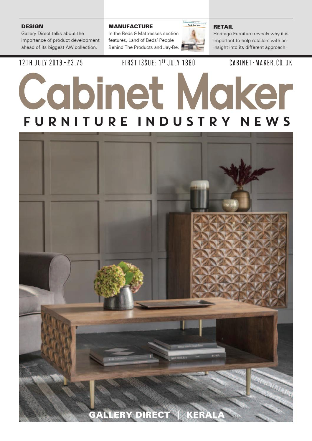 Cabinet Maker 12th July 2019 By Cabinet Maker Issuu
