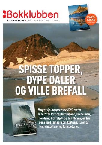 3022975a Villmarksliv, medlemsblad nr 13, 2019 by De norske Bokklubbene - issuu