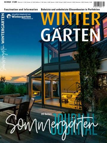 Wintergarten 2019 By Fachschriften Verlag Issuu