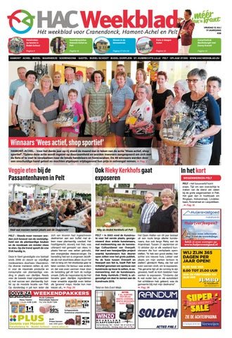 HAC Weekblad week 28 2019 BE by HAC Weekblad issuu