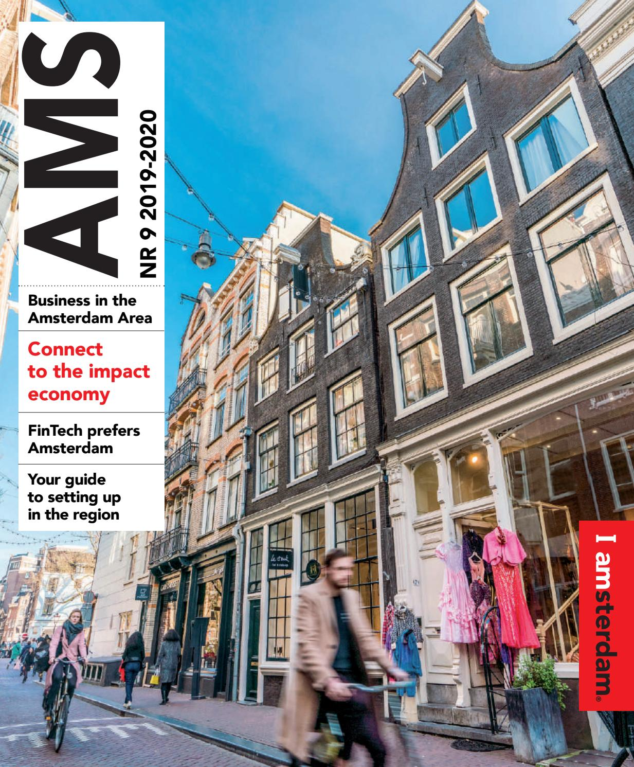 AMS 9 2019-2020 by amsterdam&partners - issuu