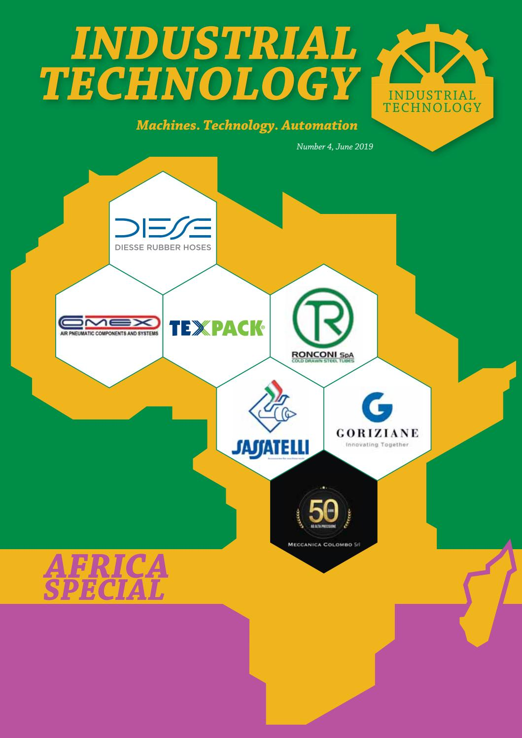 Industrial Technology AFRICA SPECIAL 2019 by Industrial