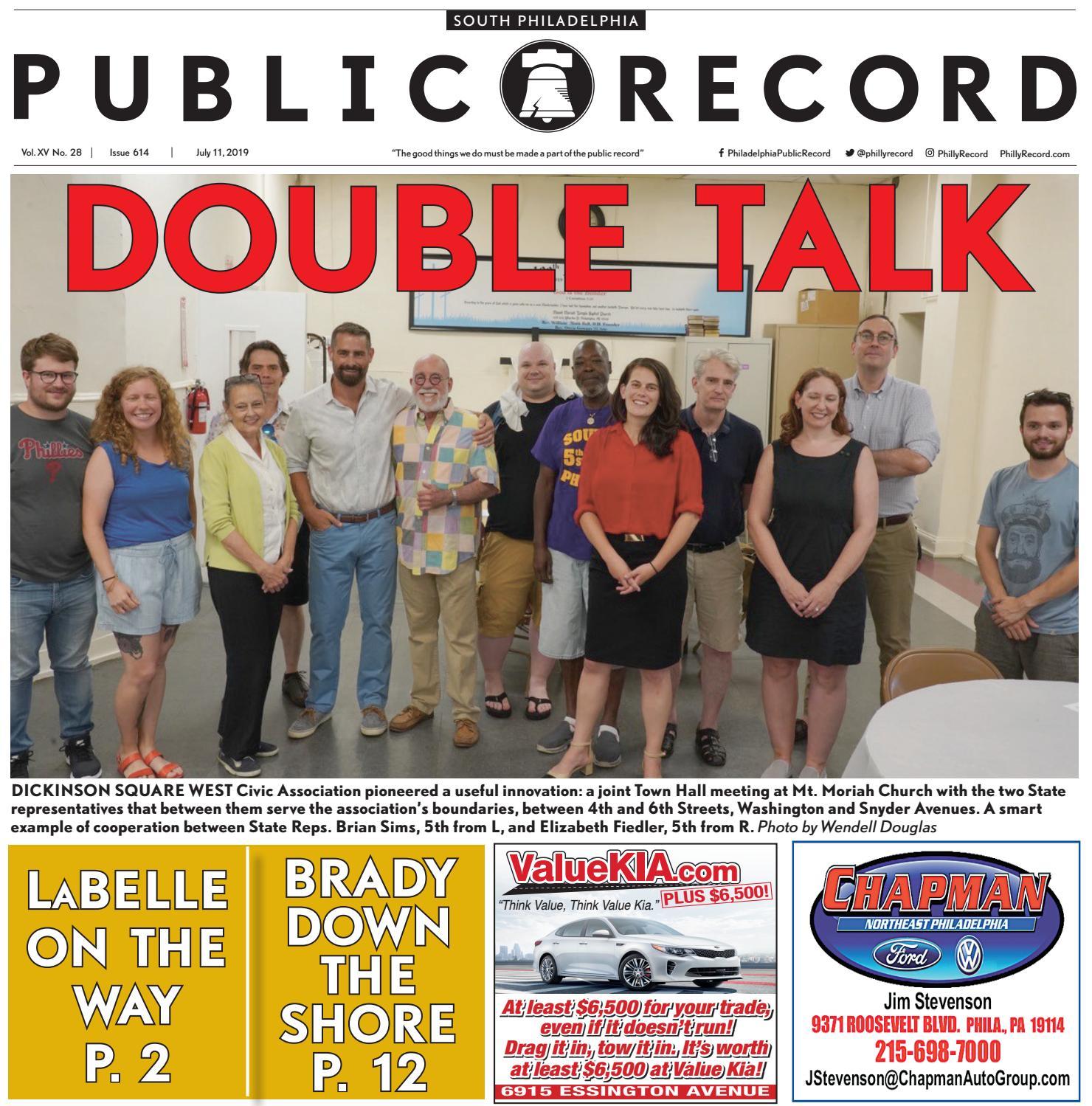 Value Kia Philadelphia >> South Philadelphia By The Public Record Issuu