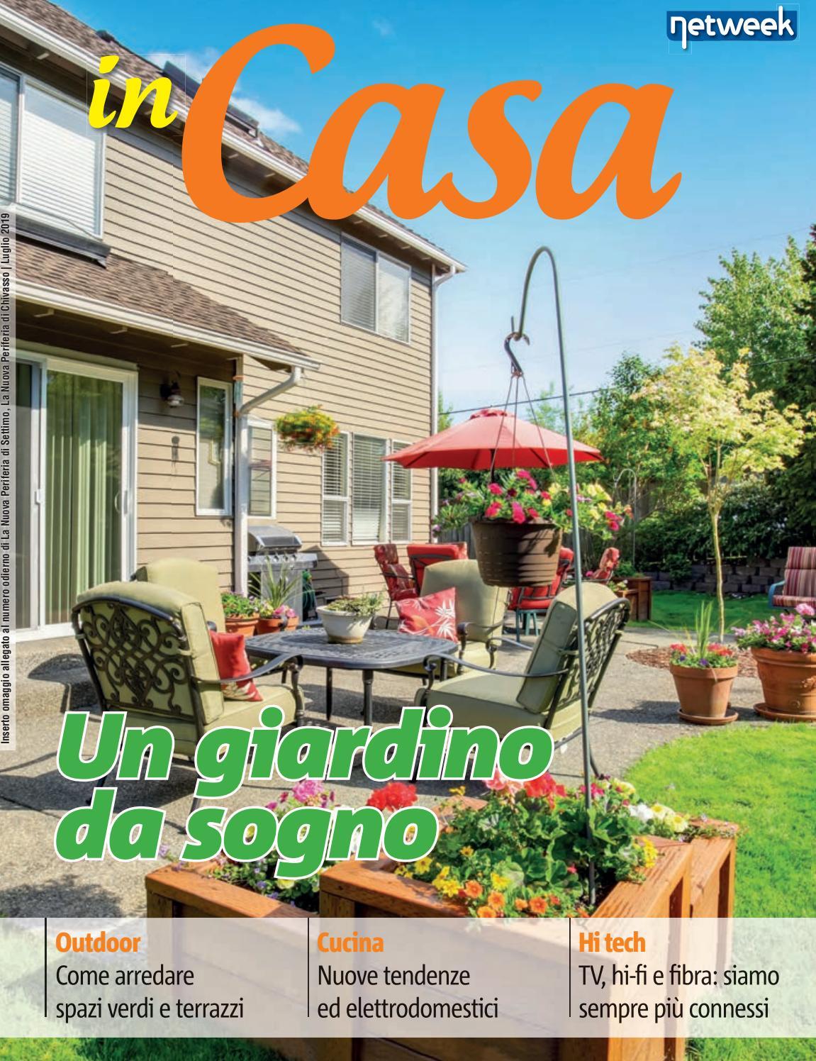 Nuova Fonte Del Materasso Bologna.Incasa Periferia N Luglio 2019 By Netweek Issuu