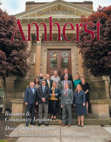 Amherst 2019-20 by Image Builders Marketing - issuu