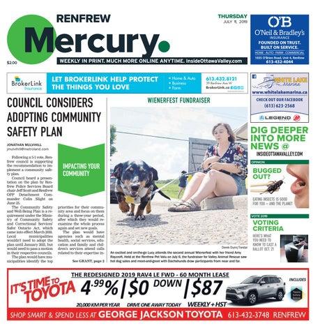 The Renfrew Mercury July 11, 2019 by Metroland East