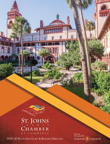 Republic Waste Pickup Christmas 2020 St Johns County Rivertown St. Johns County Chamber of Commerce 2019/20 Relocation Guide