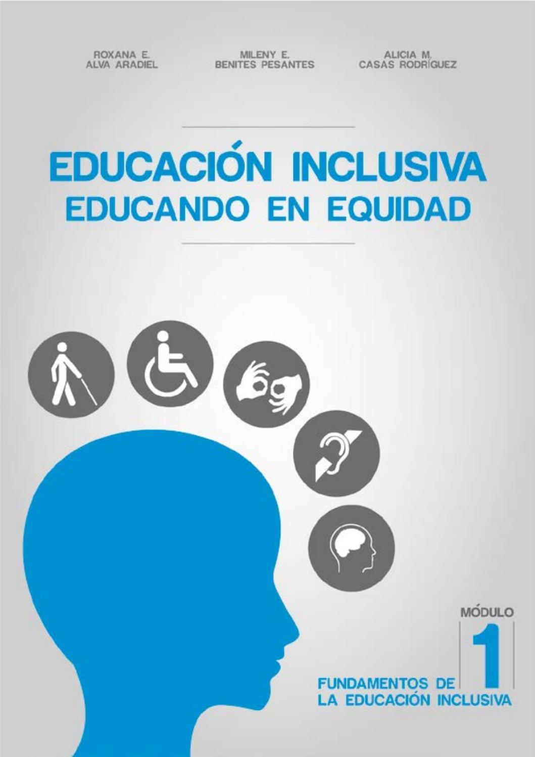 Fundamentos De Educación Inclusiva By Zaenz Gomez Torres Issuu