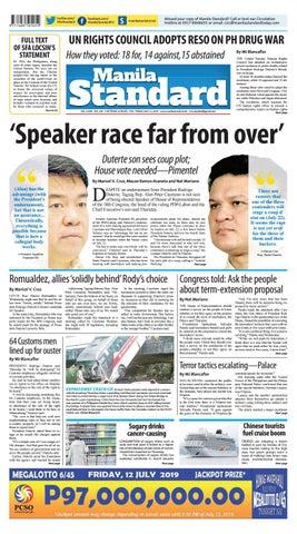 41cf3d26dee Manila Standard - 2019 July 12 - Friday by Manila Standard - issuu