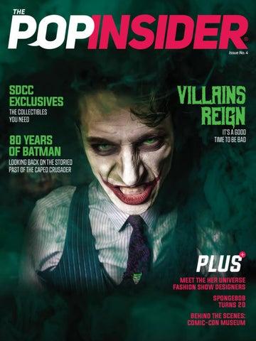No  4 - Summer 2019 by The Pop Insider - issuu