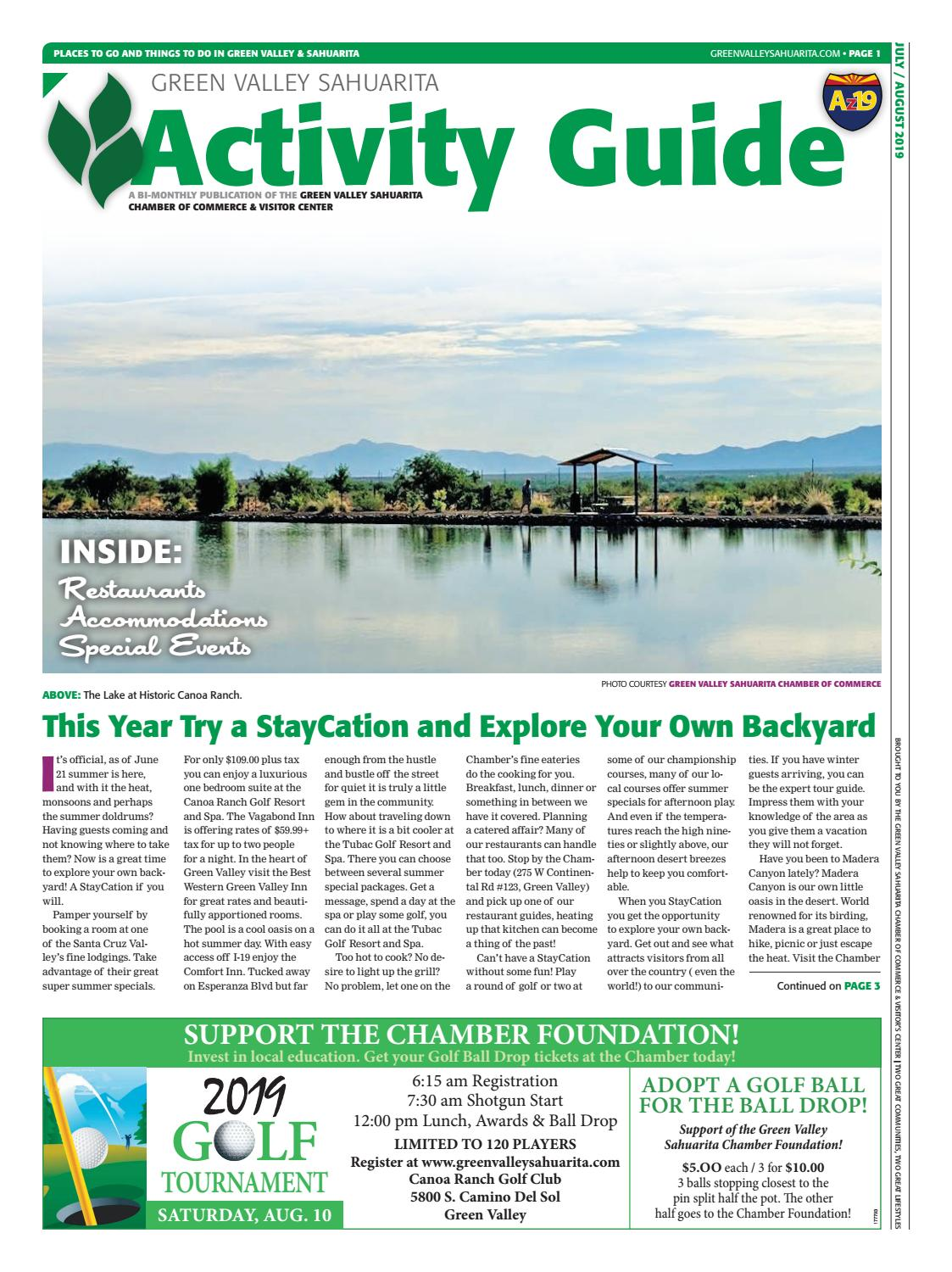 Chamber Activity Guide by Wick Communications - issuu