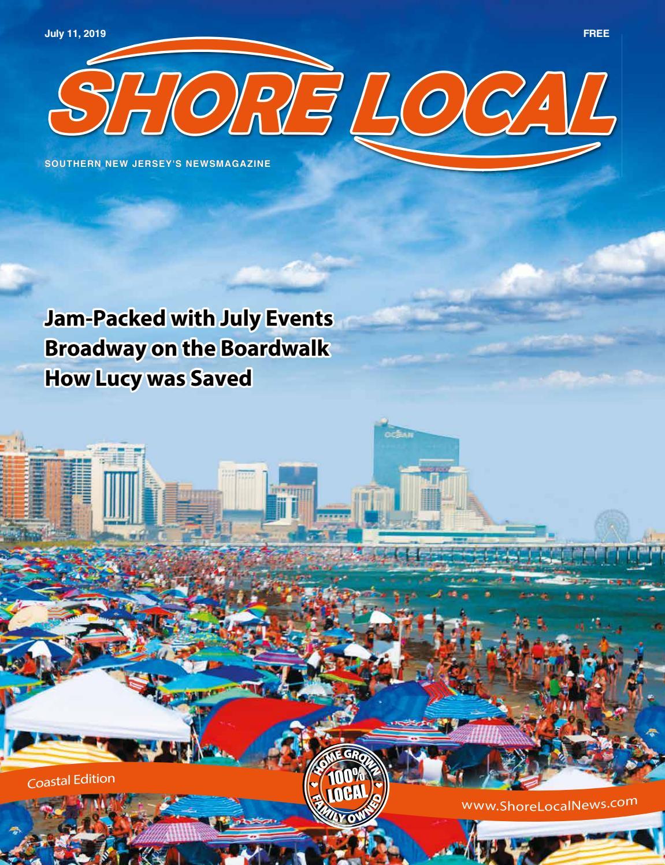 SHORE LOCAL | Coastal | JULY 11, 2019 by Mike Kurov - issuu