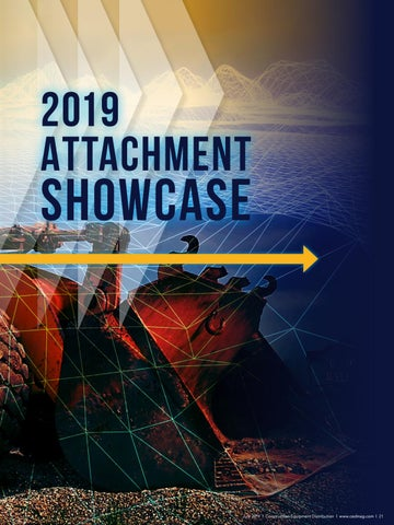 2019 July Attachment Showcase by Associated Equipment