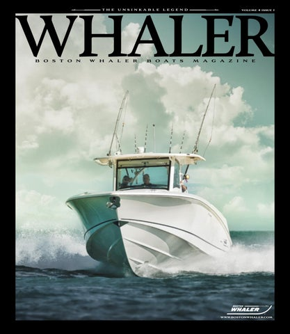 Whaler Volume 4 Issue 2 by Dino Marketing Group - issuu