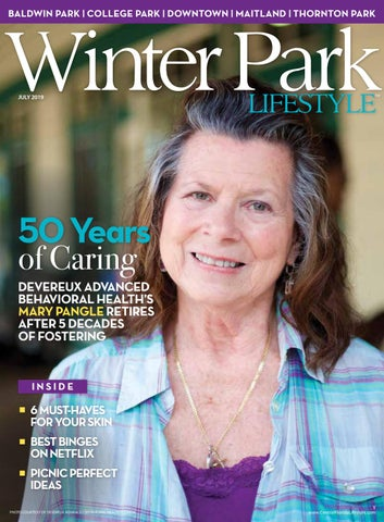 Central Florida Lifestyle: Winter Park July 2019 by Central