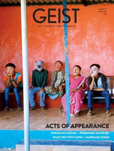 Geist 112 by Geist Magazine - issuu