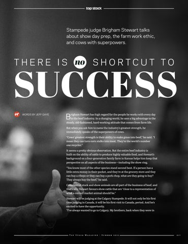 Page 17 of There is no Shortcut to Success
