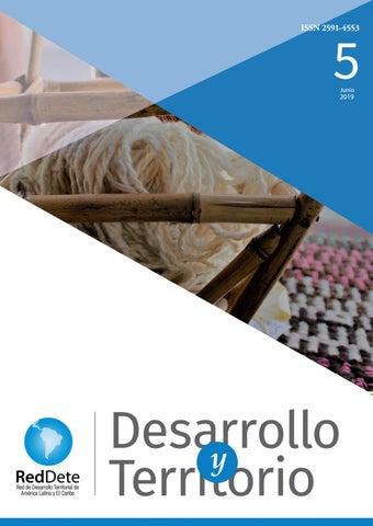 Reddete Red De Desarrollo Territorial De América Latina Y El