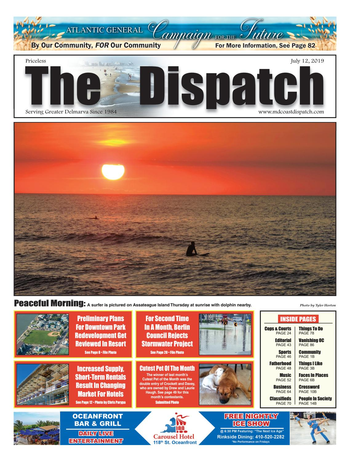 July 12 by mdcoastdispatch - issuu