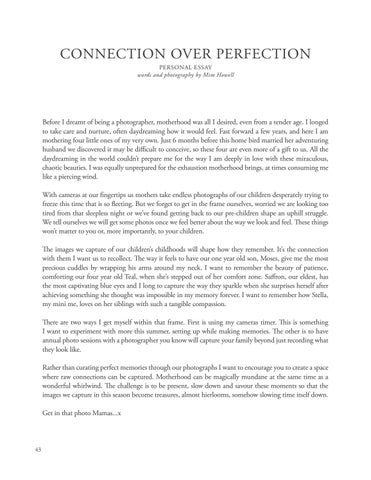 Page 46 of Connection Over Perfection
