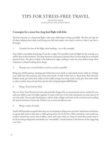 Page 50 of Tips for Stress-Free Travel