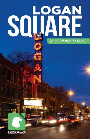 Logan Square Chicago IL Digital Publication Town Square