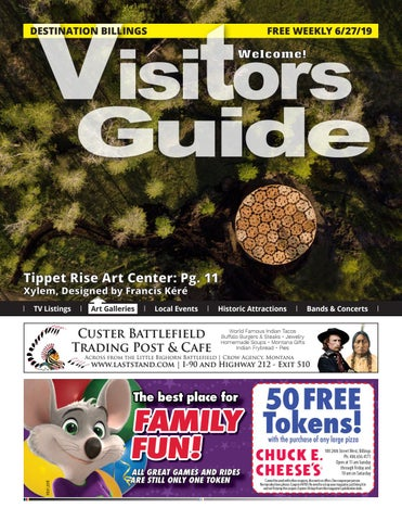 Welcome! Visitors Guide 19-06-27 by Welcome! Visitors Guide