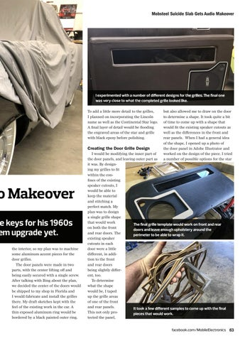 Page 63 of Tech Today: Mobsteel Suicide Slab Gets Audio Makeover
