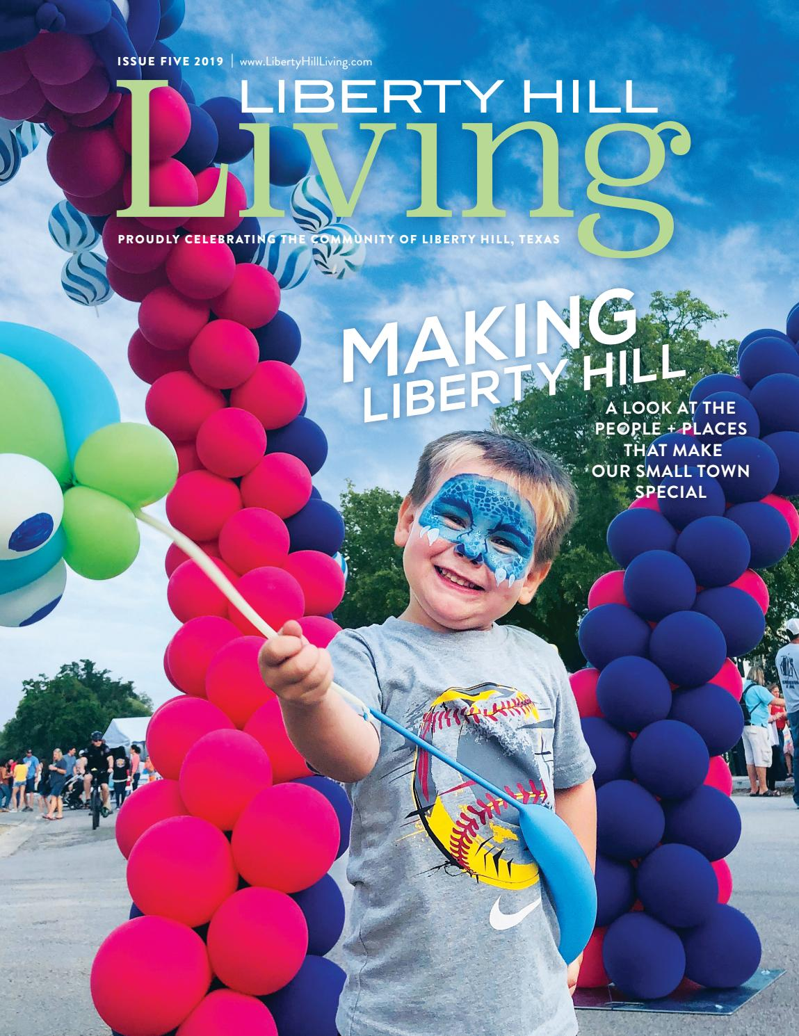 Liberty Hill Living by lhindependent - issuu