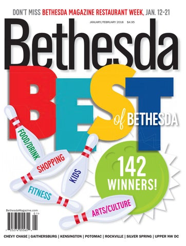 Bethesda Magazine: January-February 2018 by Bethesda ...