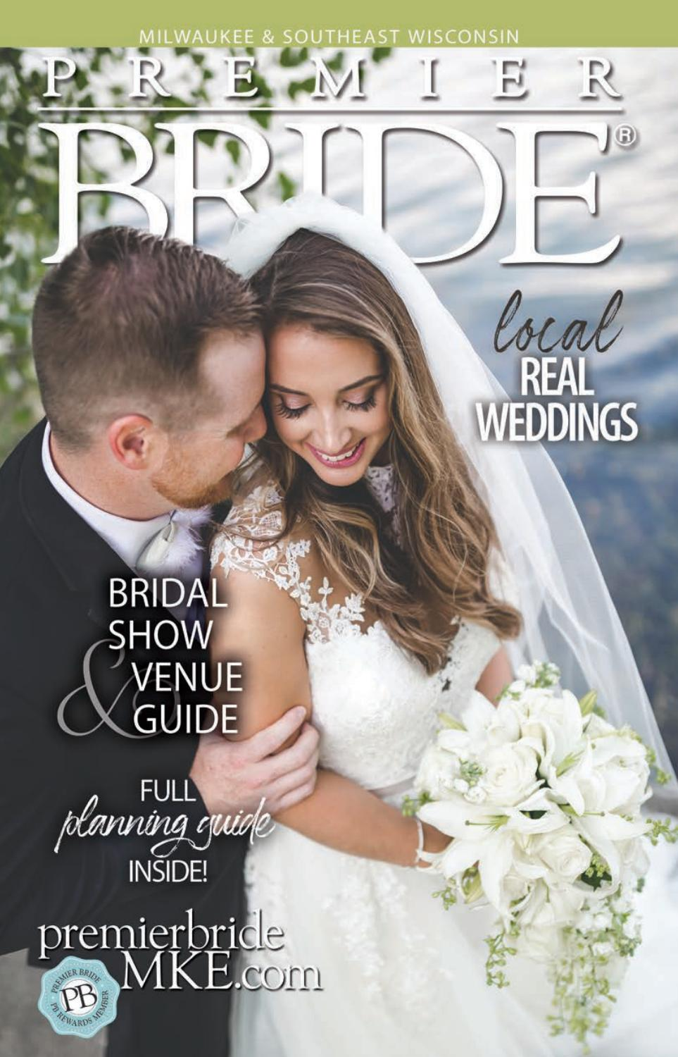 Premier Bride Of Southeast Wisconsin Summer Fall 2019 By
