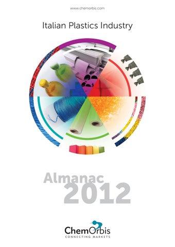 Chemorbis Italian Plastics Industry Almanac 2012 By Chemorbis Issuu