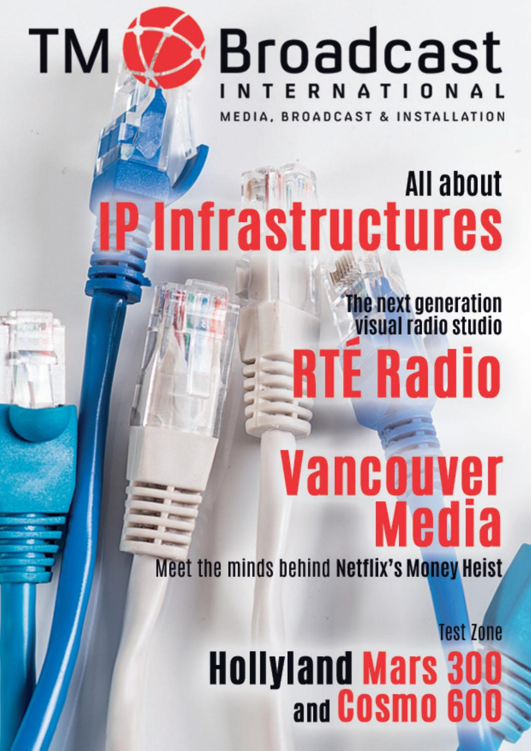 TM Broadcast International 71, July 2019 by Daro - issuu