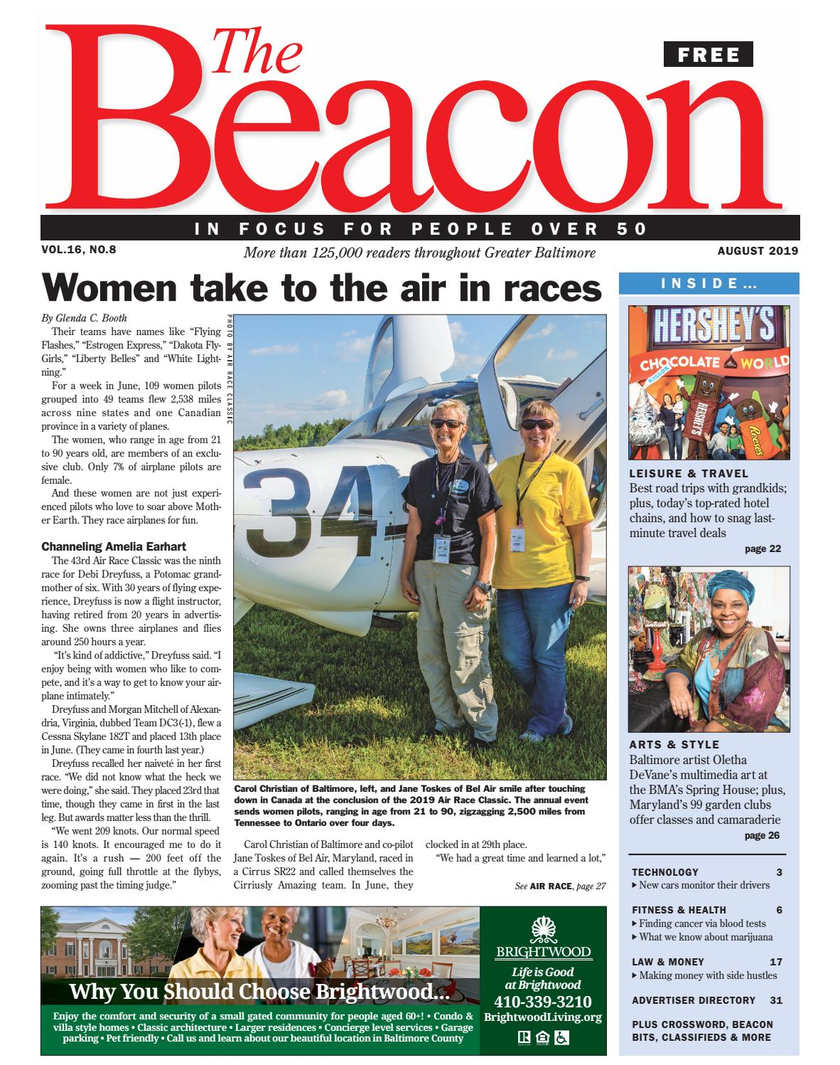 August 2019   Baltimore Beacon by The Beacon Newspapers - issuu