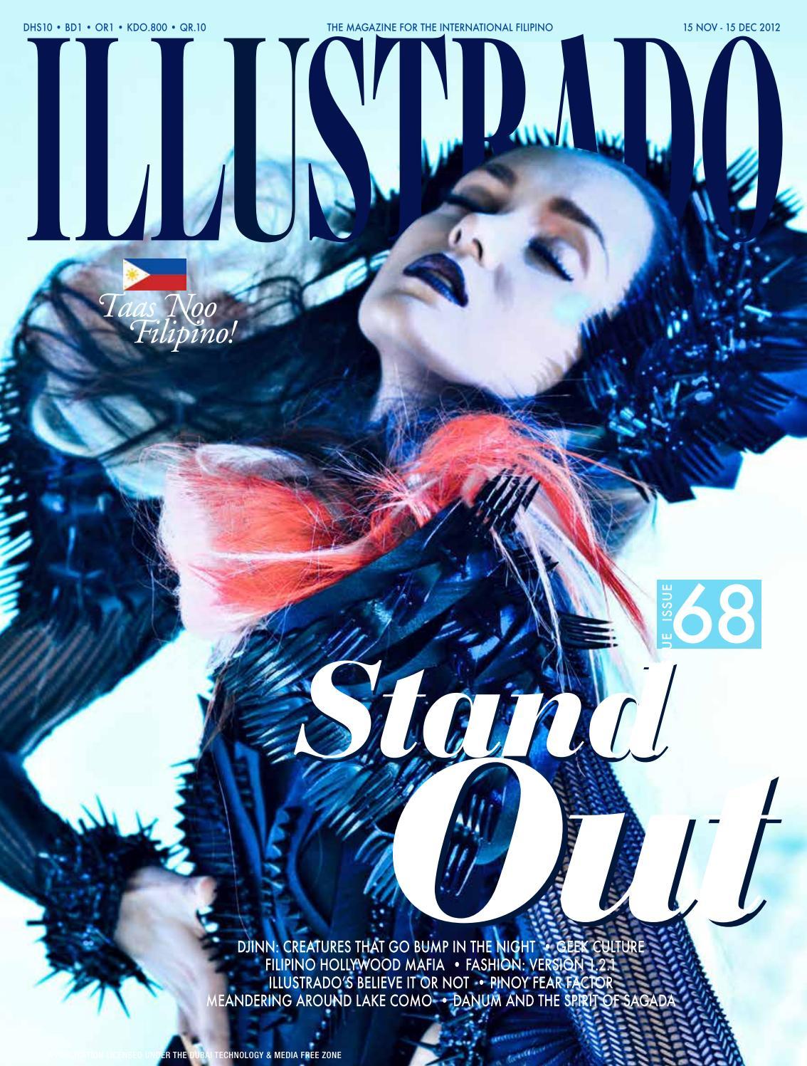 ILLUSTRADO Magazine Nov 2012 by Illustrado Magazine - issuu