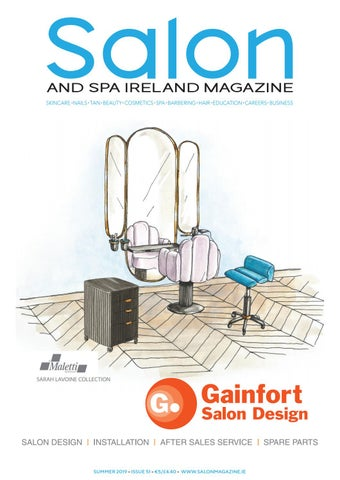 Salon and Spa Ireland Magazine Summer 2019