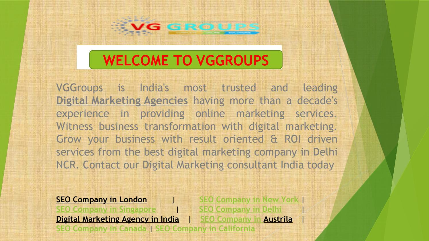 Best Digital Marketing Company and SEO Company in London by