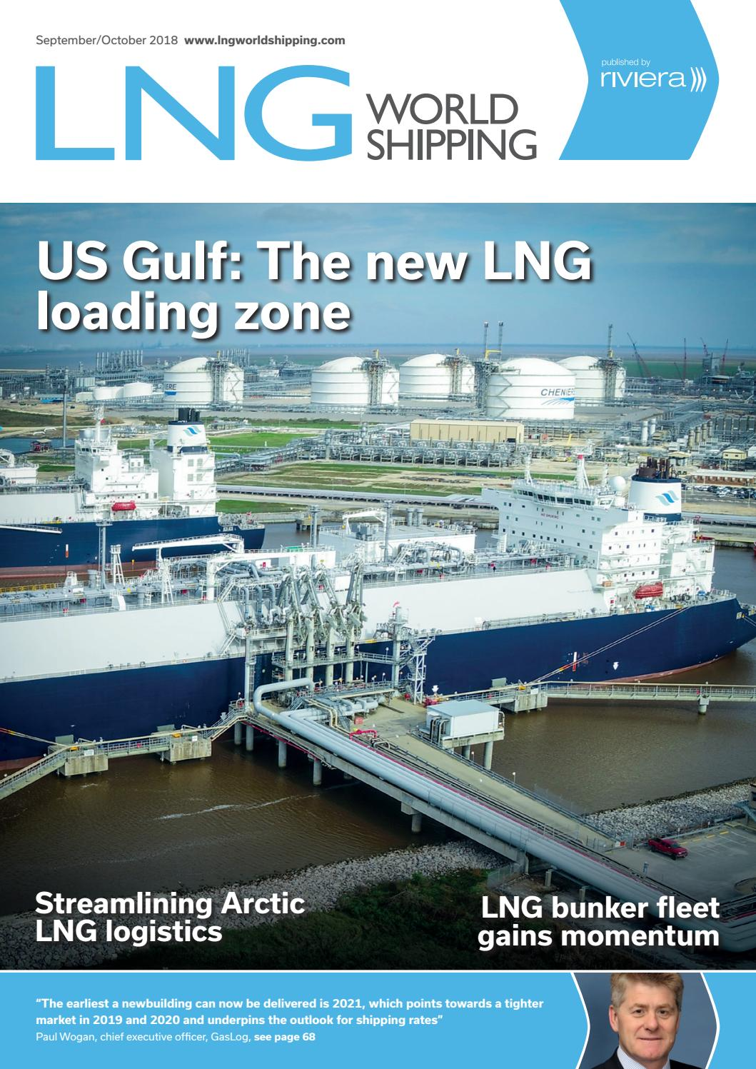 LNG World Shipping September/October 2018 by