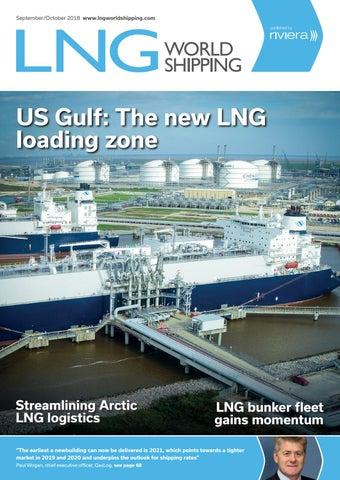 LNG World Shipping September/October 2018 by rivieramaritimemedia