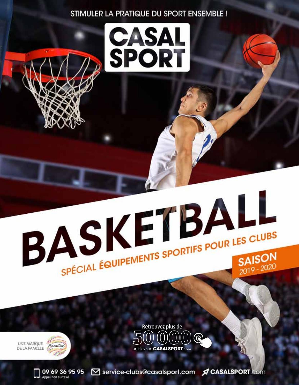 Catalogue Basketclubs 2019 by CASAL SPORT issuu