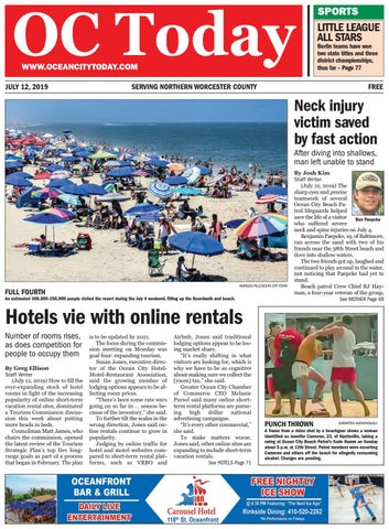 7/12/19 Ocean City Today by ocean city today - issuu