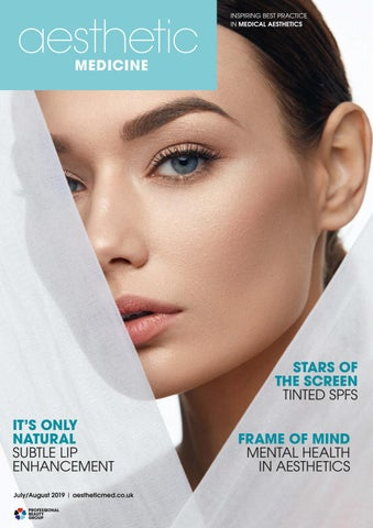 Aesthetic Medicine - July/August 2019 by Aesthetic Medicine