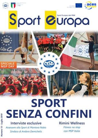b9541df5bfe8 Sport Europa - luglio 2019 by Sport Europa - issuu