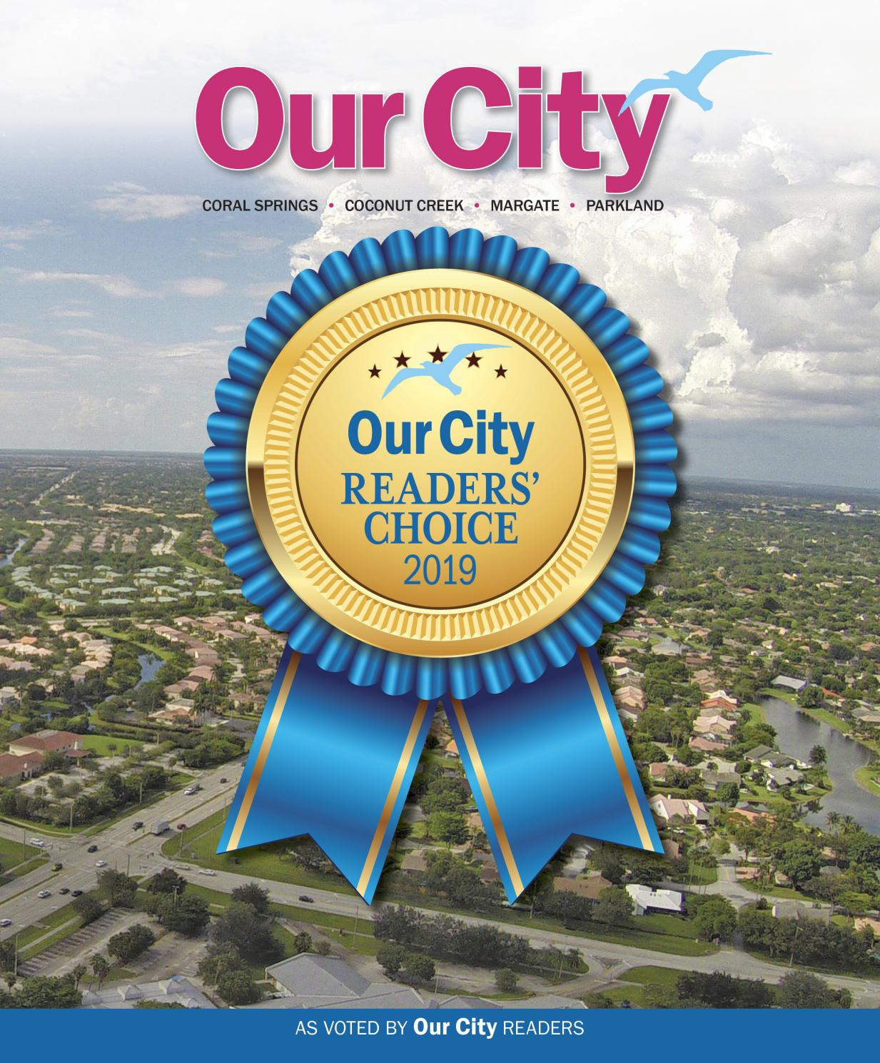 Our City Readers Choice July 2019 By Our City Media Issuu